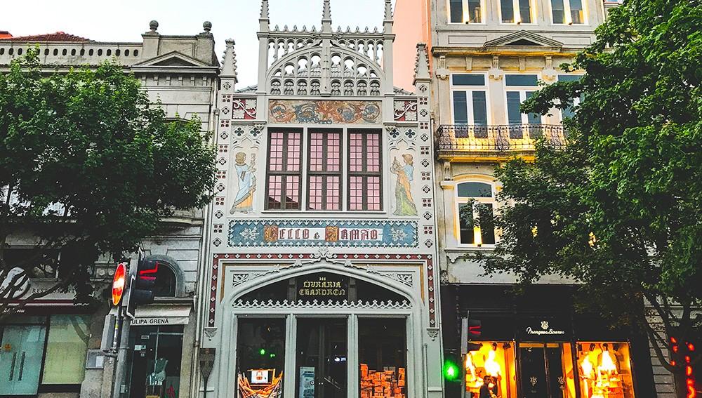 Librería en Portugal famosa Blog de viajes de mela castagna