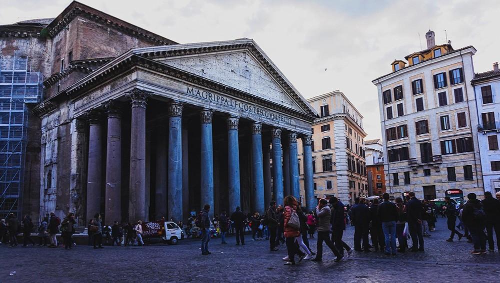 Fotos de mi viaje por Roma