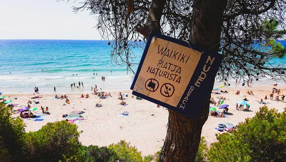Foto de la playa Waikiki