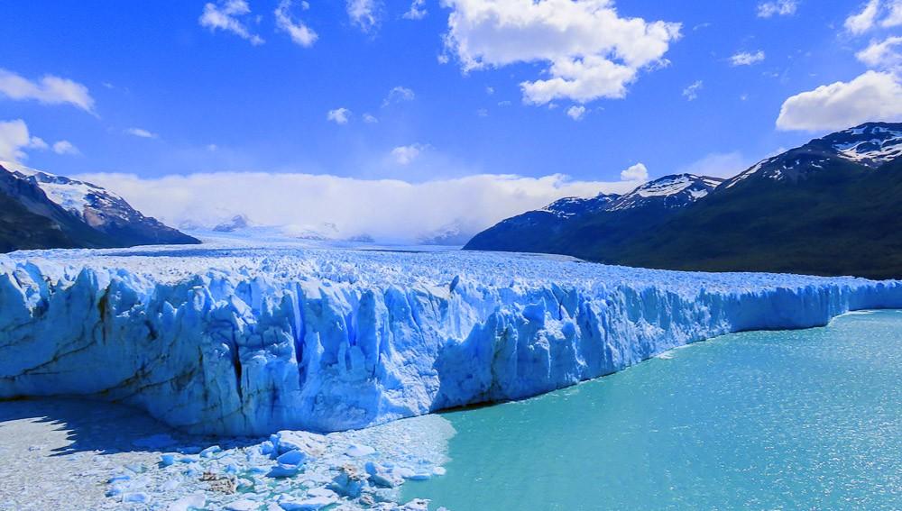 Foto del Glaciar Perito Moreno, Argentina