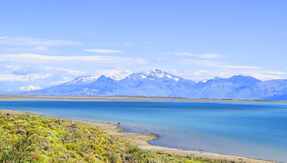 Foto del Lago Argentino